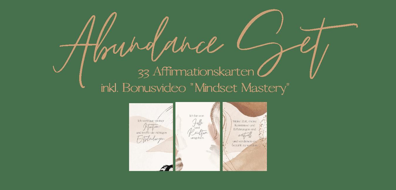 affirmationkarten selbständigkeit